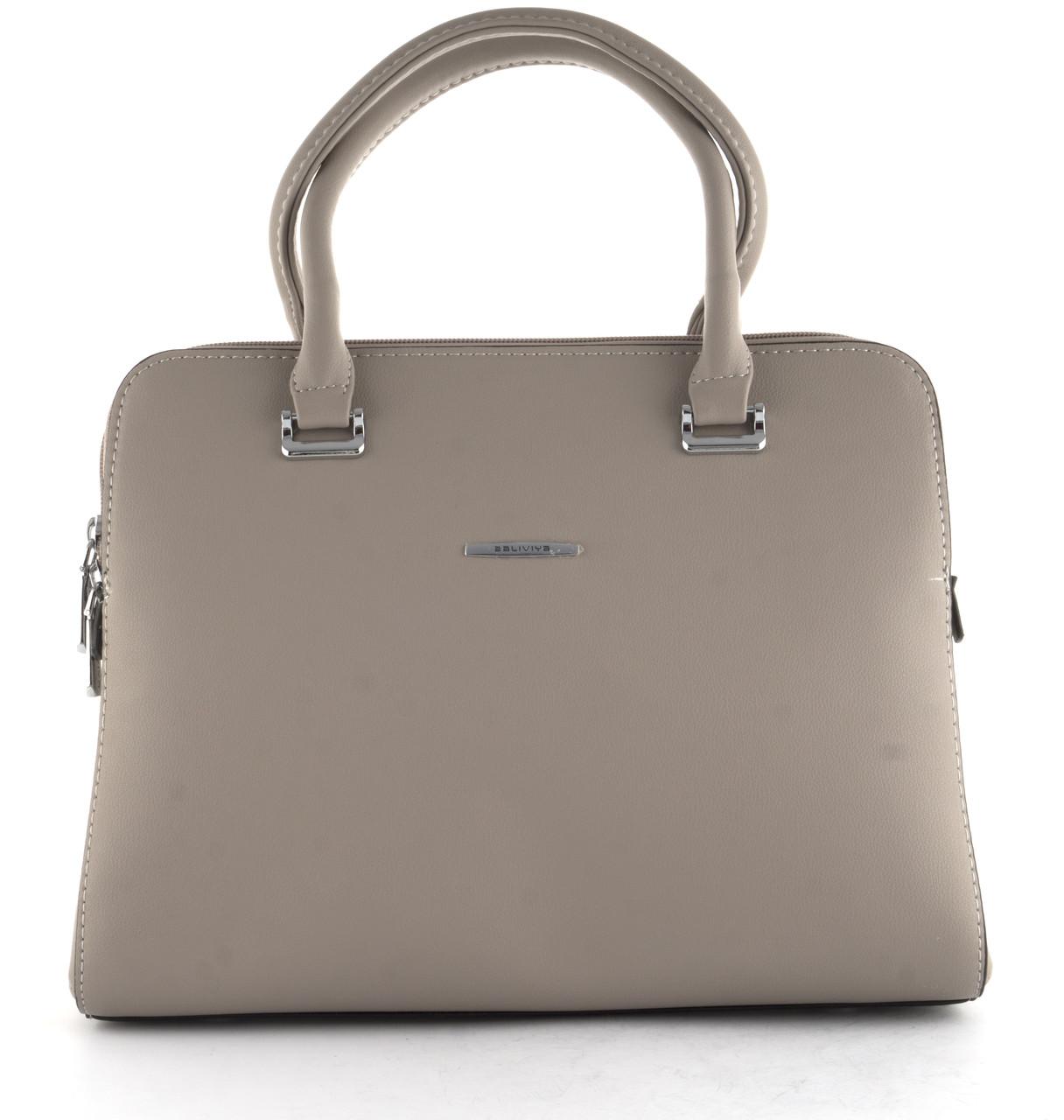 Удобная надежная стильная прочная женская сумка BALIVIYA art. 7703