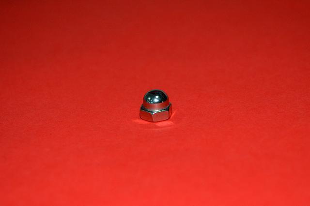Гайка колпачковая М16 оцинкованная ГОСТ 11860-85 купить