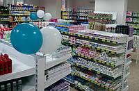 Подбираем торговые стеллажи для магазина бытовой химии