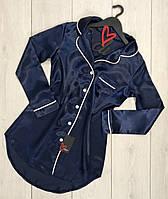 Платье-рубашка для дома ТМ Exclusive 014-1, пижамы женские.