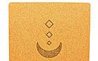Коврик для йоги пробковый, каучуковый, двухслойный  Record  , фото 8