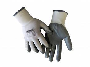 Перчатки рабочие нитриловое покрытие
