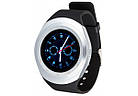 Смарт-часы UWatch Y1 Silver/Black 01076, фото 2