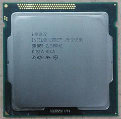 Процессор Intel Core i5-2400S 2.50GHz, s1155, tray