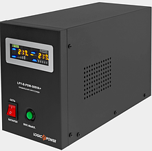 Стабилизатор напряжения 1.05 кВт однофазный LogicPower LPY- W - PSW-1500VA+ (1050Вт) 10A/15A