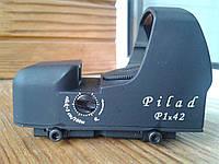 Коллиматорный прицел Пилад Р 1х42 (Weaver)
