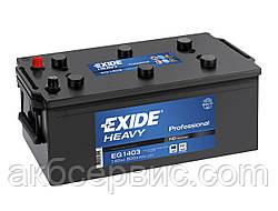 Аккумулятор автомобильный Exide EG1403