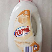 Жидкий порошок для стирки детского белья Марсельское Мыло  Formil Marseille 1350  мл.