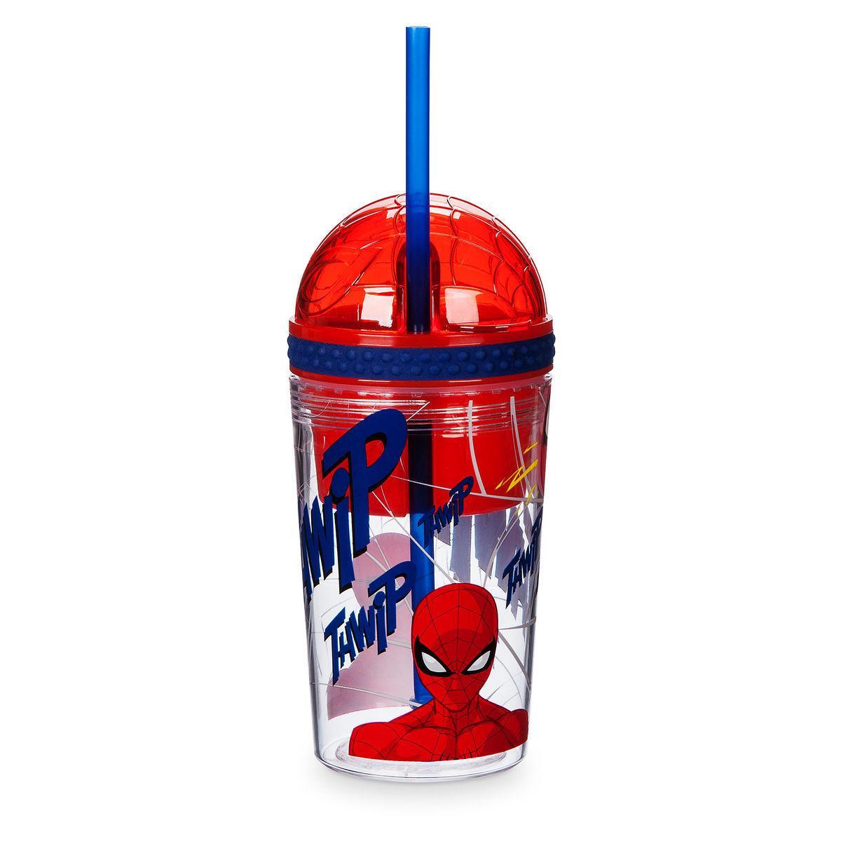 Стакан тумблер Дисней Человек Паук /  Spider-Man Disney