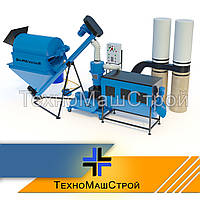 Оборудование для производства пеллет и комбикорма МЛГ-500 COMBI+ (производительность до 400 кг\час)