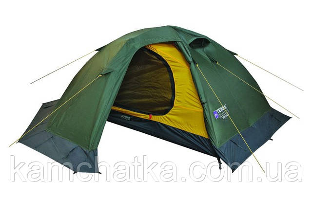 Палатка туристическая двухместная палатка Terra Incognita Mirage 2 Alu