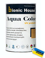 """Лазурь для дерева """"Aqua color UV protect"""" 0,8 л"""