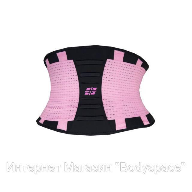 Power System, Пояс для поддержки спины Waist Shaper PS-6031, розовый