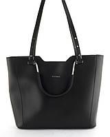 Оригинальная стильная прочная женская сумочка с гладкой лицевой часть b.elit art. 08-76, фото 1