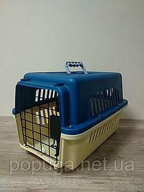 Переноска для котов и собак  47*31*30