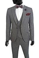 Классический мужской костюм МР-1-124 - АК-3082, фото 1