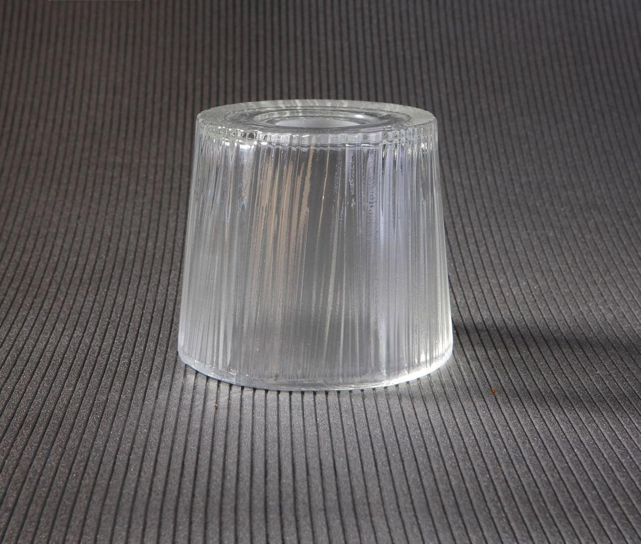Плафон тац прозрачный , цоколь Е14
