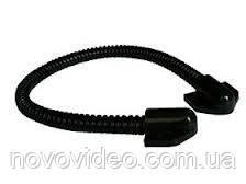 Гибкий переход дверной для защиты кабеля  черный 50 см
