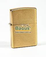 Зажигалка SOLID BRASS оригинальная Zippo (США) (204B)