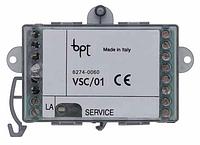 Модуль підключення 4-х аналогових камер Came Bpt