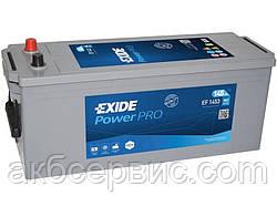 Аккумулятор автомобильный Exide EF1453