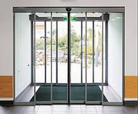 Автоматические раздвижные двери Tormax WD2101