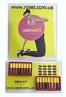 Набор матовых помад Victoria's Secret Huda Beauty