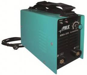 Сварочный аппарат Puls MMA-200B mini, фото 2