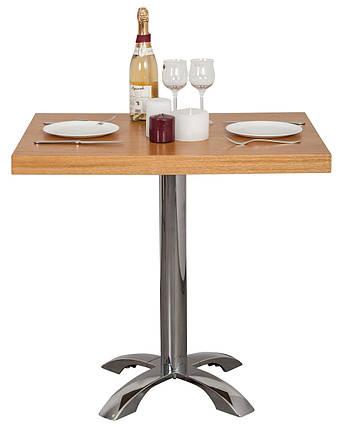 Опора для стола Амелия HK-2 Хром (AMF-ТМ), фото 2