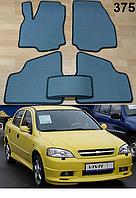 Коврики на Chevrolet Viva '04-11. Автоковрики EVA, фото 1