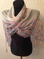 Красивый женский шарф 1886 (цв 2)
