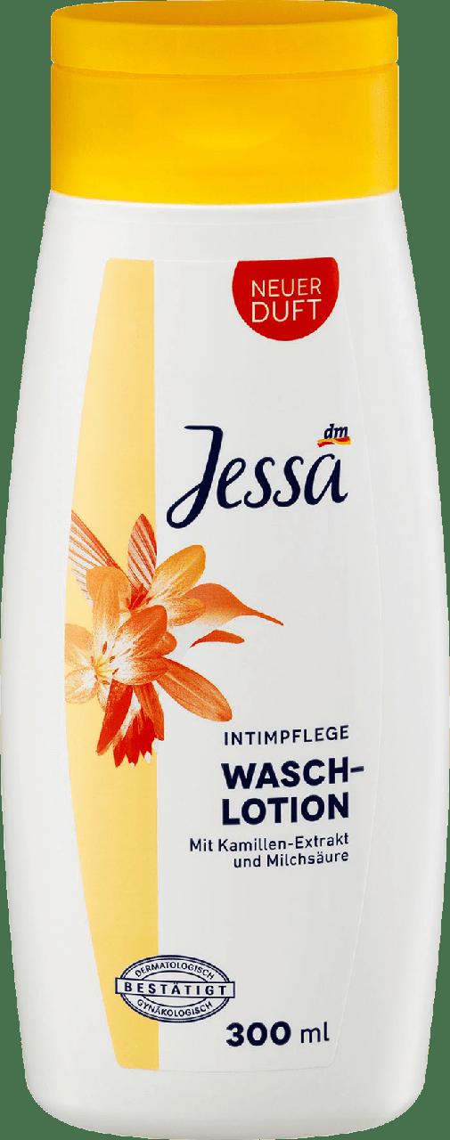 Интим - гель Jessa Waschlotion Sensitiv mit Kamillen, 300ml.
