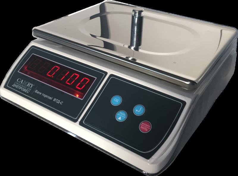 Фасовочные весы Camry от 3кг до 30 кг (235х300мм)
