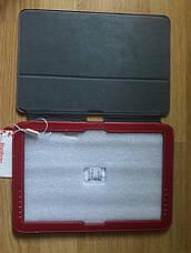 Чехол Yoobao Executive Leather Case для планшета Samsung Galaxy tab 2 10.1 gt-p5100/p5110 марсал, фото 3