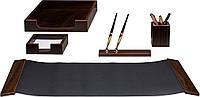 Набор настольный Bestar 5 предметов Орех 5105 FDX