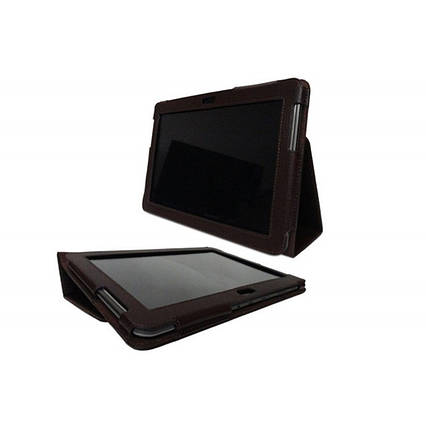 Чехол Yoobao Executive Leather Case для планшета Samsung Galaxy tab 2 10.1 gt-p5100/p5110 черный, фото 2