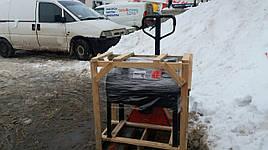 Печь буржуйка  Брест-203 аналог Булерьян для гаража, СТО