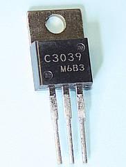 Транзистор 2SC3039 (TO-220)
