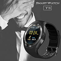 Смарт часы Smart Watch Y1S Black