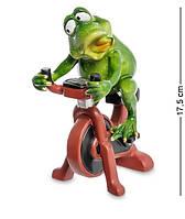 """Статуетка """"Жаба на велотренажері"""" MN - 68"""