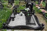 Мемориальный комплекс Полукруг с голубями
