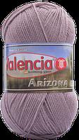 Пряжа VALENCIA Arizona, 97% полированная шерсть, 3% кашемир