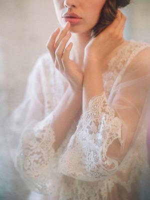 Прикраси для волосся нареченої