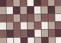 Яркий рельефный ковер Berra Lada 3021 темно - серый