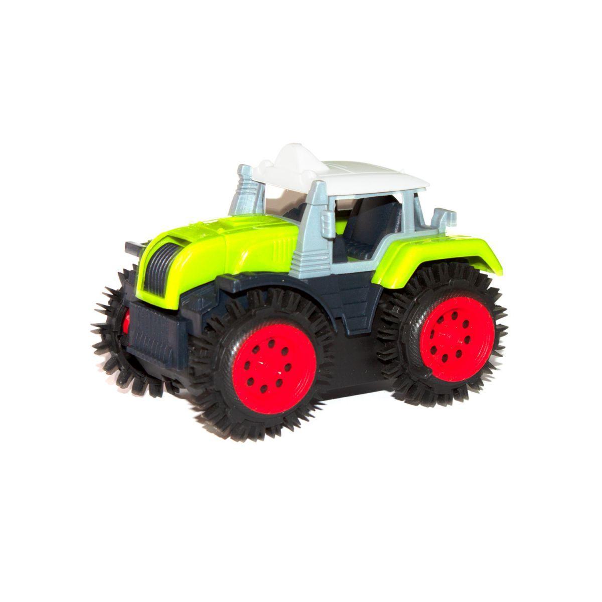 Перевертыш Трактор (зеленый)