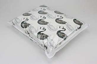 Упаковка для текстиля, сумка-упаковка для постели 43*43 см №-ПВХ-7