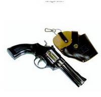 Зажигалка пистолет в кабуре №1619