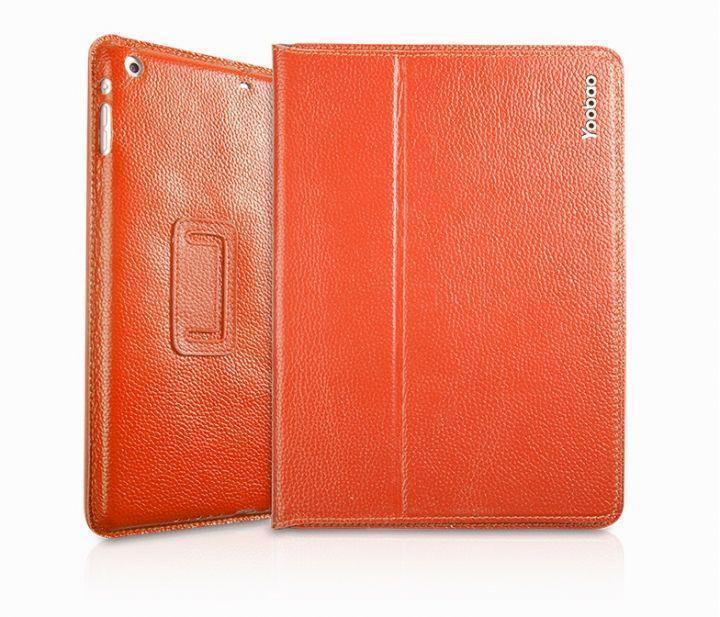 "Чехол Yoobao Executive Leather Case для планшета iPad air 9,7"" оранжевый"
