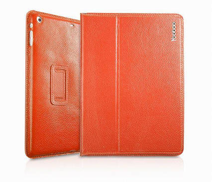"Чехол Yoobao Executive Leather Case для планшета iPad air 9,7"" оранжевый, фото 2"