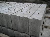 Подвальные блоки ФБС
